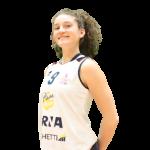 Rebecca Laporta#9 Libero
